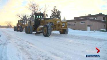 Grading graders: How does Edmonton snow clearing compare to other