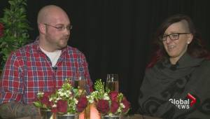 Valentine's surprise from hospital to Burlington couple whose baby suffers from rare heart defect