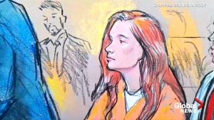 Admitted Russian spy Maria Butina to be sentenced in U.S., faces deportation