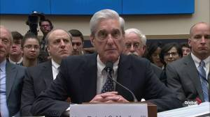 Mueller says his investigation was 'not a witch hunt'