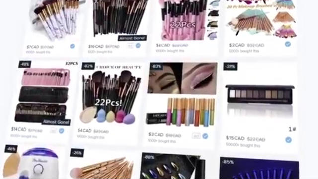 Claire's recalls more makeup after regulators warn of asbestos