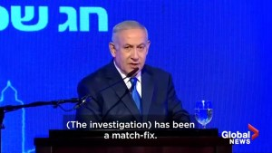 Israel's Netanyahu dismisses mounting legal troubles