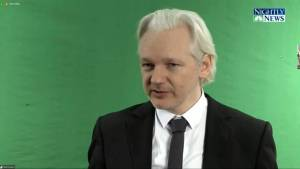 DNC emails 'collusion at the very top of the democratic party' to ensure Clinton victory': Julian Assange