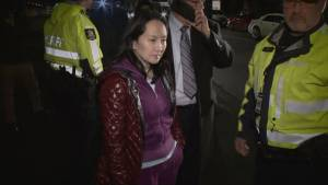 Canada's top diplomat says Wanzhou could fight extraditions to the U.S.