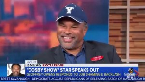 Former 'Cosby Show' actor now working at Trader Joe's says he's doing just fine