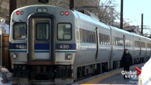 REM construction to impact Deux-Montagnes train service