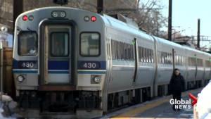 REM construction to impact Deux-Montagnes train service