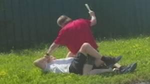 Violent road rage incident captured on video in Peterborough