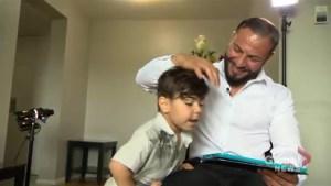Former Syrian champion wrestler Mohammed Alkarad on wrestling for refugees