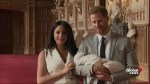 Royal baby: Meghan Markle and Prince Harry reveal newborn son