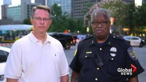 Authorities remember slain DART officer married just 2 weeks ago