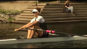 Douro rower off to Youth Olympics in Argentina