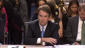 Final day of Brett Kavanaugh's contentious nomination hearing to listen to witness testimony