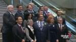 Calgary's new city council sworn in