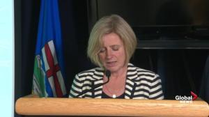 Rachel Notley: Evacuated residents will be able to retrieve items when it's safe