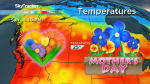 Saskatoon weather outlook: mostly sunny Mother's Day weekend