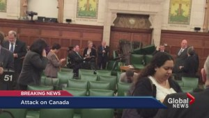 Attack on Canada: Concerns over Parliament Hill security