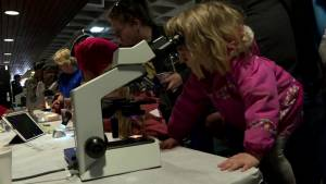 University of Manitoba 'Science Rendezvous' tops 4-thousand in attendance