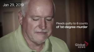 Timeline in the case of serial killer Bruce McArthur