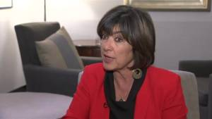 Christiane Amanpour on the current state of U.S. politics