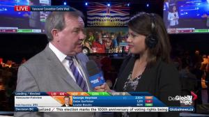 BC Election: Shane Simpson declared winner in Vancouver-Hastings