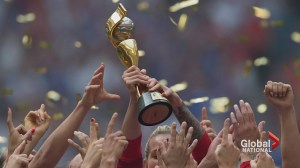 FIFA Women's World Cup a success for Canada, inspiration for young players