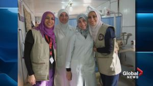 Dartmouth dentists provide dental care for Syrians at refugee camp