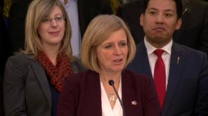 'We will significantly increase transparency': Notley