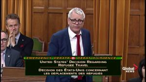Adam Vaughan becomes passionate about Liberals' promise to resettle refugees
