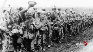 Canada's 100 days: Key battles from the First World War