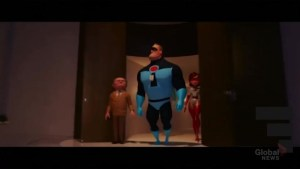 Disney issues seizure warning over 'Incredibles 2' scenes