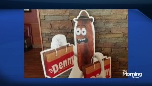 Does Denny's new mascot miss the mark?