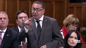 NDP MP says Justin Trudeau 'doesn't give a f***' about Indigenous rights