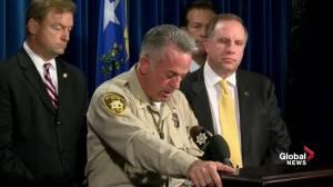 Las Vegas PD provide timeline on Mandalay Bay shooting