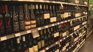 B.C.'s wine industry expressing concern that the new trilateral free trade agreement may hurt it