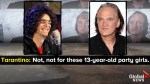 Quentin Tarantino comes under fire for comments defending Roman Polanski