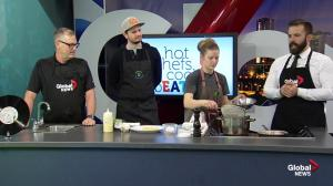 Edmonton's Hot Chefs Cool Beats helps high school students