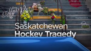 Global News at 6: Saskatchewan hockey tragedy