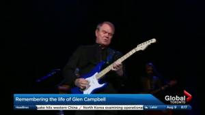 Glen Campbell's life and legacy