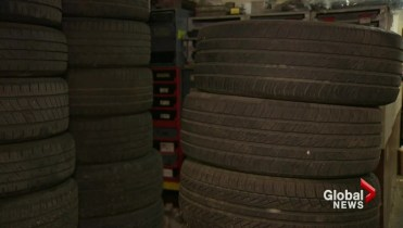 Canadian Tire And Other Retailers Have No Policy On Age Of Tires Sold