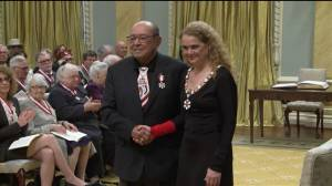 Celebrated Indigenous hockey player invested into Order of Canada