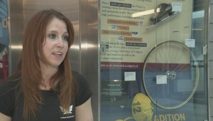 Calgary woman paralyzed in climbing accident aims to compete at 2020 Paralympic Games