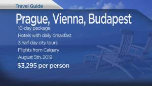 The Travel Lady: Prague, Vienna and Budapest