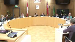 Peterborough city council offers temporary solution for homeless.