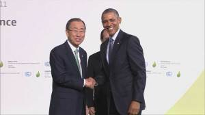 Paris security at all-time high for UN Climate Conference