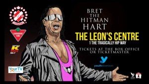 The biggest names in pro-wrestling are coming to Kingston for Chinlock Legends Convention and House of Hardcore