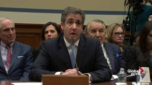 'Shame on you': Michael Cohen clashes with GOP Congressman