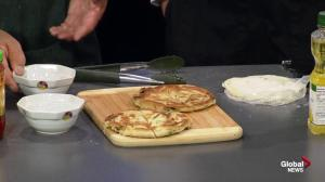 Recipe for Edmonton's original green onion cake (Part 3)