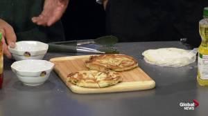 Recipe for Edmonton's original green onion cake (Part 3) (03:39)