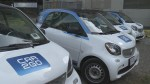 Car sharing merger in Vancouver